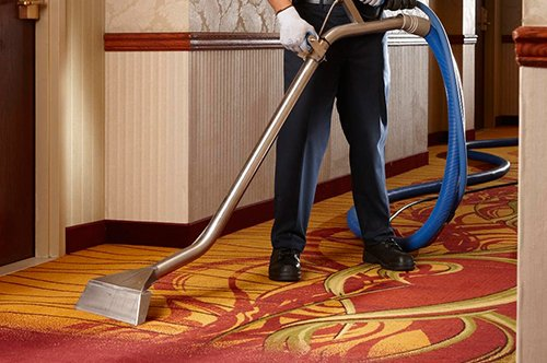 Professional Commercial Floor Care