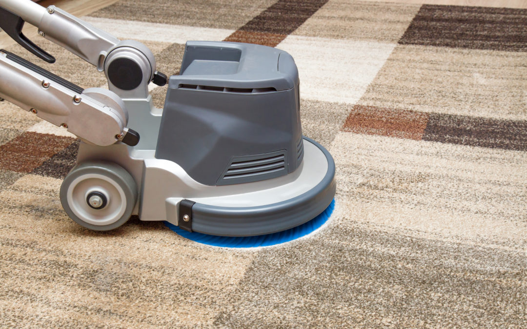 Green Carpet and Floor Cleaning Solutions for Businesses During the Pandemic